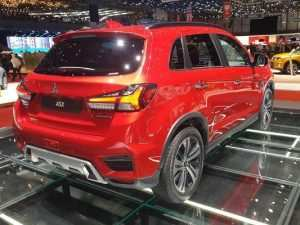 82 New Mitsubishi Asx 2020 Review Redesign