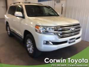 82 New Toyota Land Cruiser V8 2019 Research New