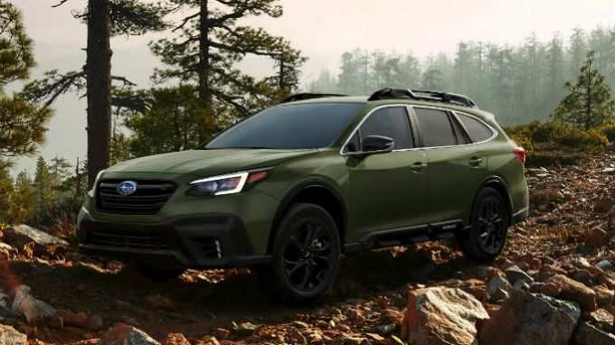 82 New When Will The 2020 Subaru Outback Be Released Price And Review