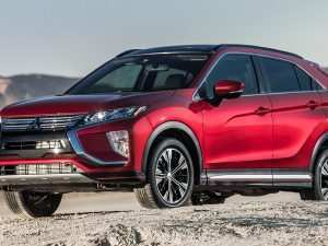 82 The 2019 Mitsubishi Crossover Images