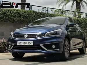 82 The 2019 Suzuki Ciaz Price and Review