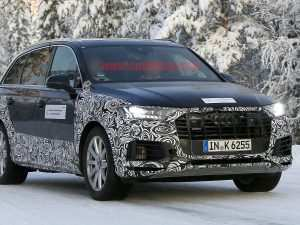 82 The 2020 Audi Q7 Changes Speed Test