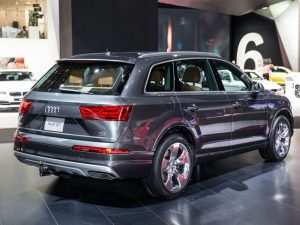82 The Audi Q7 2020 Interior Price and Review