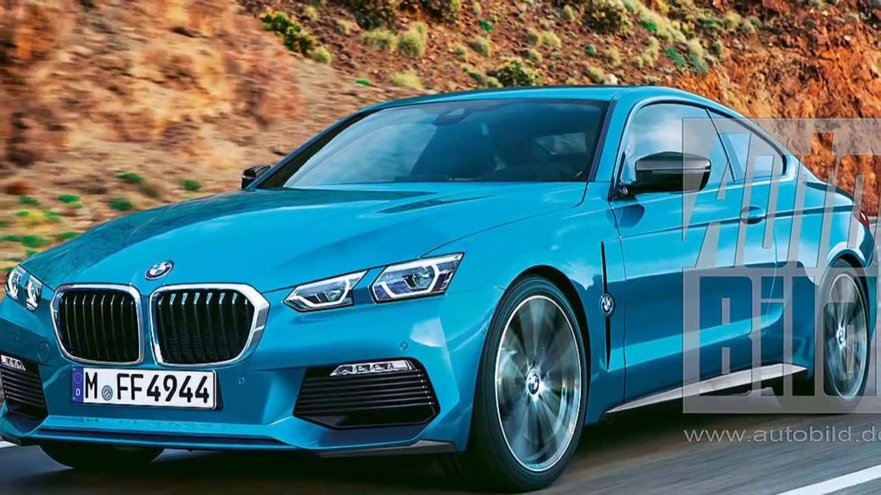 82 The BMW New 4 Series 2020 New Model And Performance