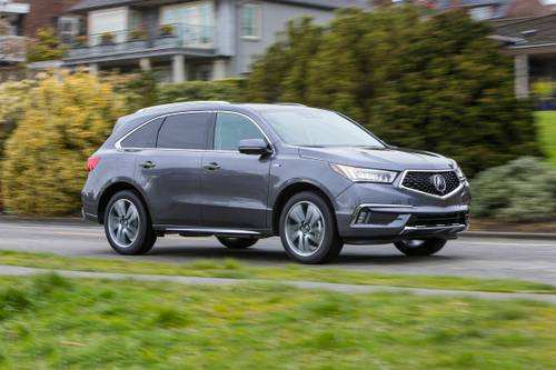 82 The Best 2019 Acura Rdx Hybrid Performance And New Engine