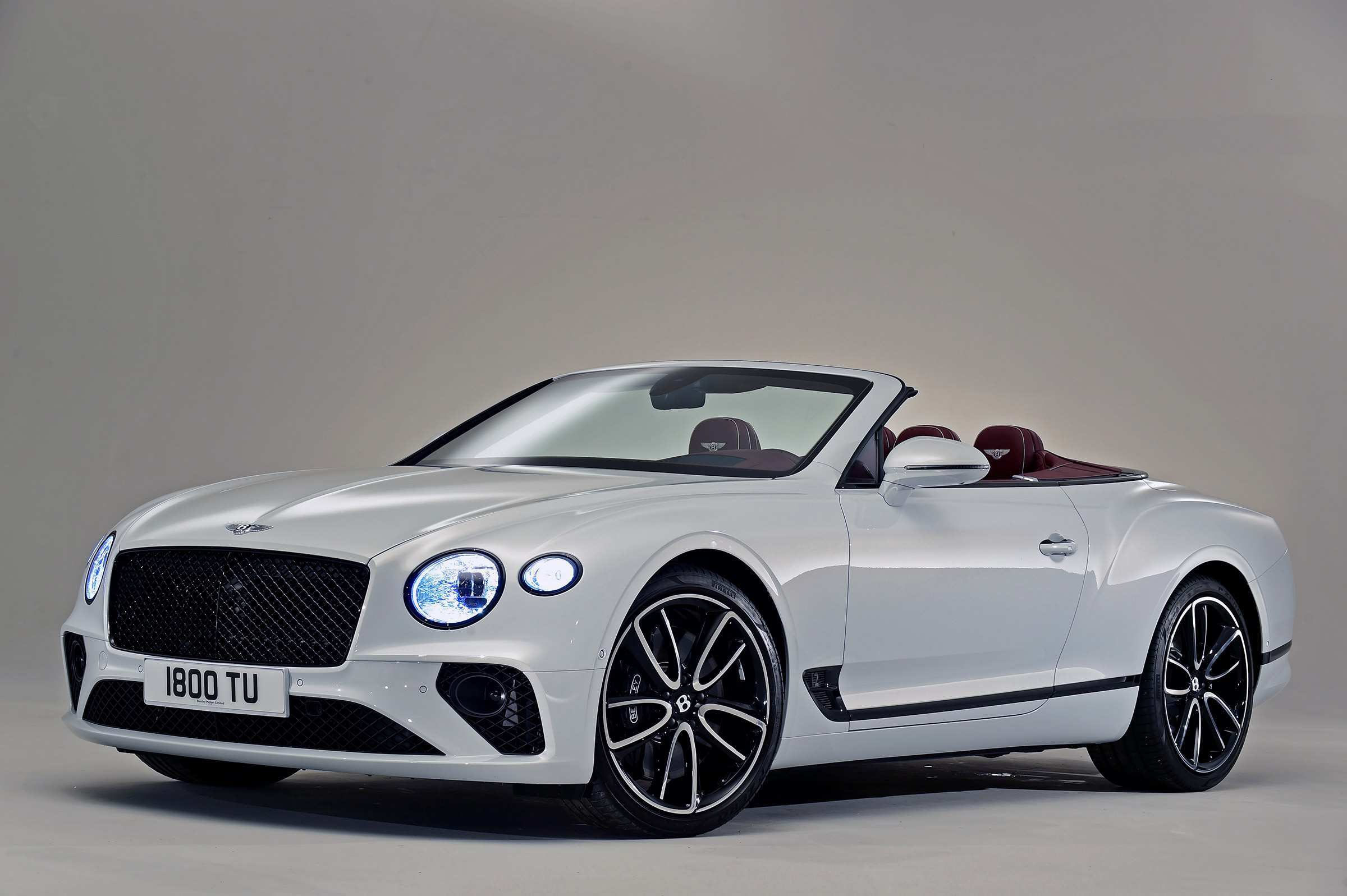 82 The Best 2019 Bentley Continental Gt V8 Model