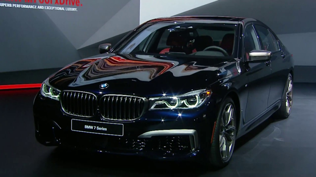 82 The Best 2019 Bmw 7 Series Changes Style