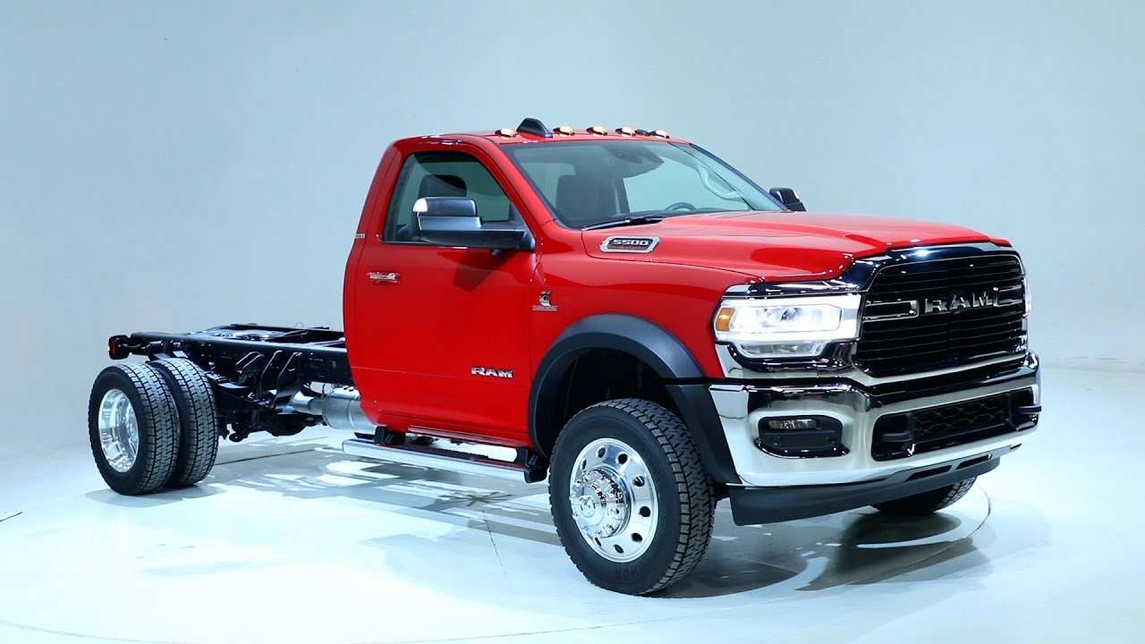 82 The Best 2019 Dodge 5500 Redesign
