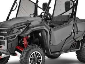 82 The Best 2019 Honda Pioneer Redesign and Review