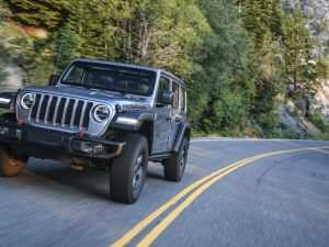 82 The Best 2019 Jeep Jl Exterior
