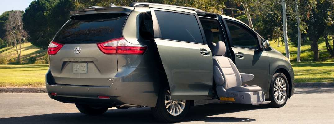 82 The Best 2019 Toyota Sienna Configurations