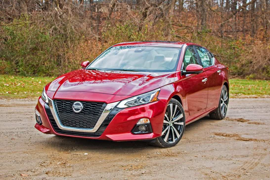 82 The Best 2020 Nissan Altima Pictures