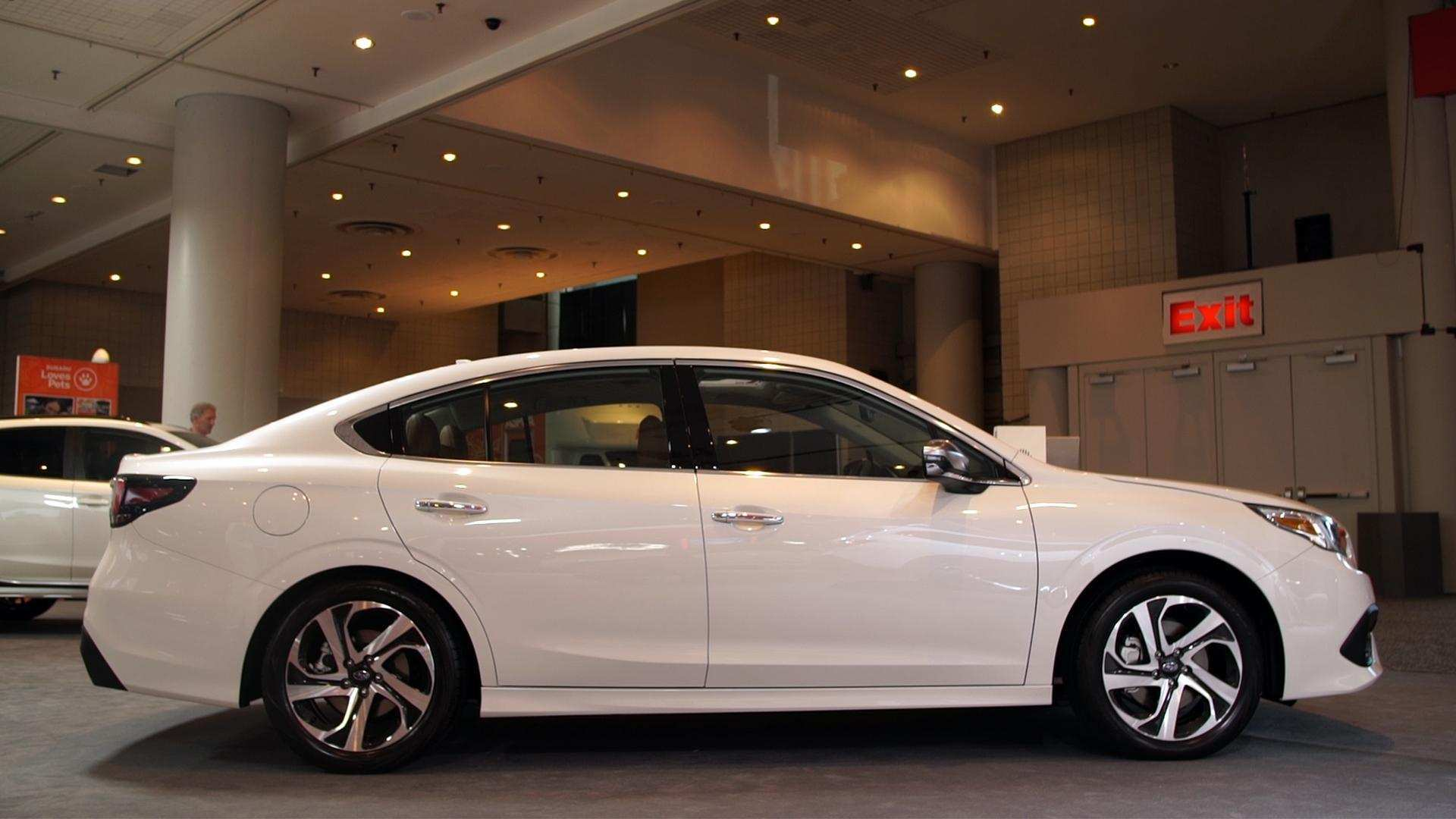 82 The Best 2020 Subaru Legacy Mpg Price Design And Review