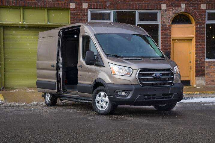 82 The Best Ford Transit 2020 Release Date Concept
