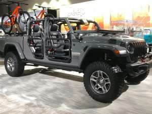 82 The Best Jeep Wrangler Pickup 2020 Picture
