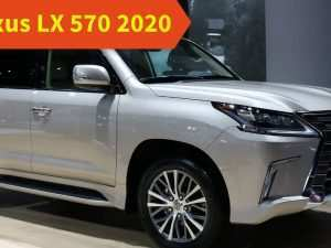 82 The Best Lexus Lx 570 Year 2020 Pictures