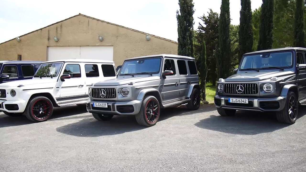 82 The Best Mercedes 2019 G Wagon Research New
