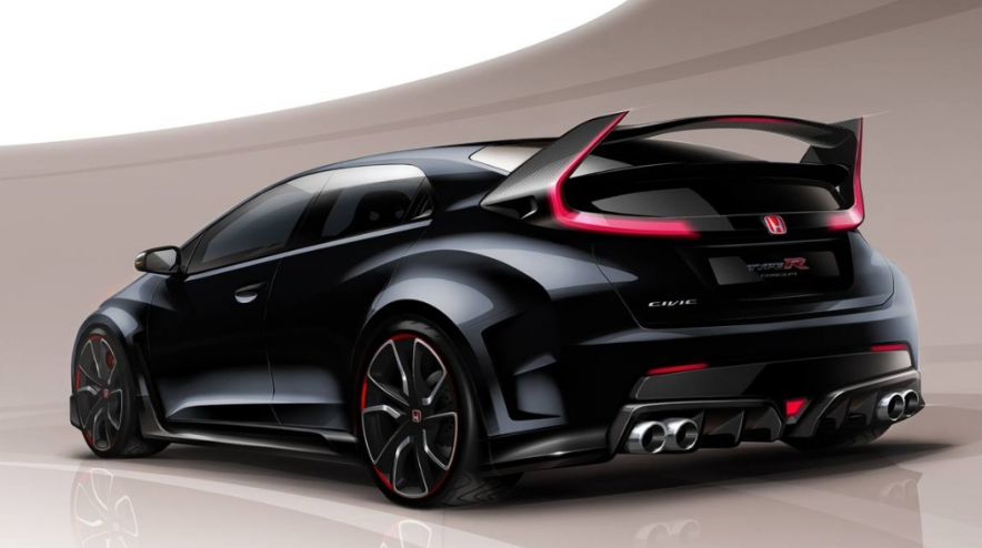 82 The Honda Civic Type R 2020 Release Date And Concept