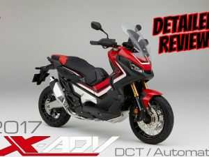82 The Honda X Adv 2020 First Drive