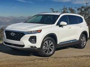 82 The Hyundai Santa Fe 2020 Redesign and Concept