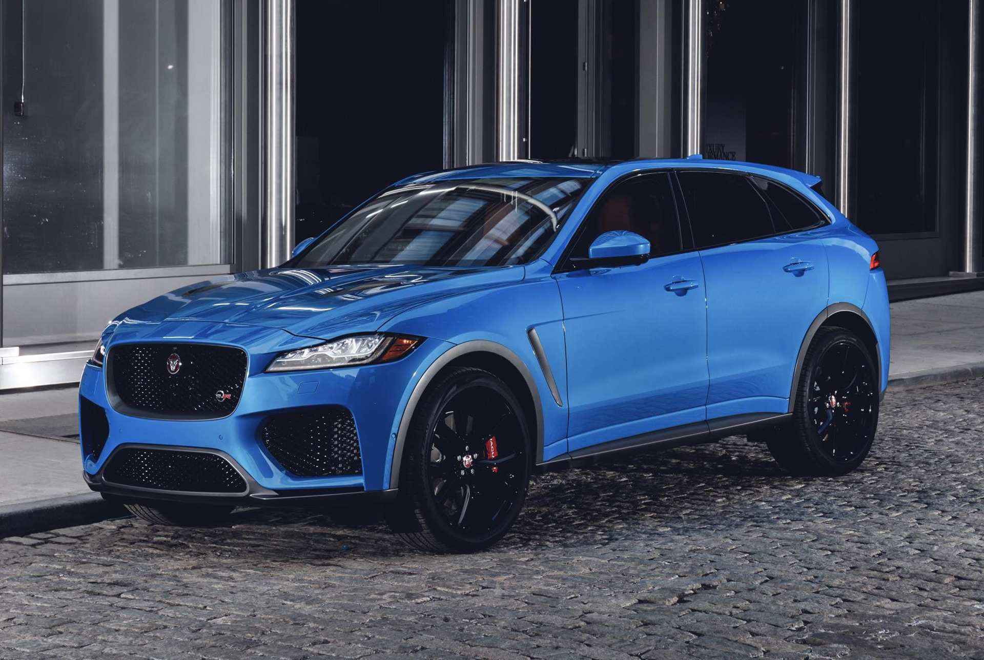 82 The Jaguar F Pace New Model 2020 Prices