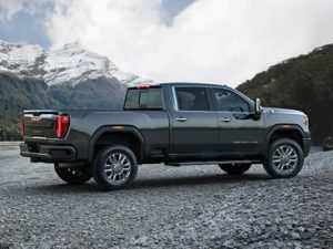 82 The New 2020 Gmc 2500Hd Release