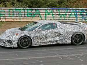 New Chevrolet Corvette 2020