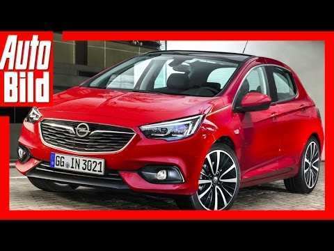 82 The Opel Corsa 2019 Psa Price Design And Review
