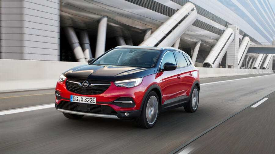82 The Opel Grandland X Hybrid 2020 Release Date And Concept