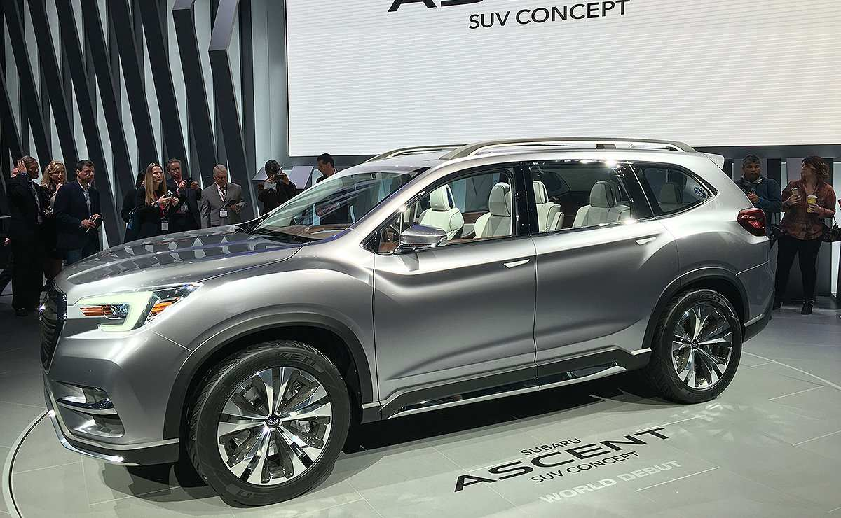 82 The Subaru Outback 2020 Redesign New Concept
