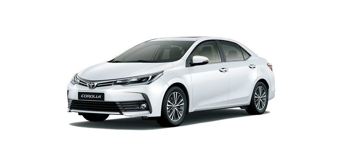 82 The Toyota Corolla 2020 Qatar Review And Release Date
