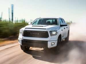 82 The Toyota New Tundra 2020 Performance and New Engine