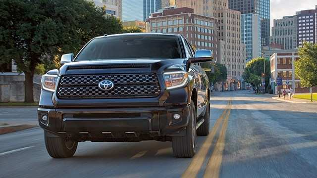 82 The Toyota Tundra 2020 Update Release Date