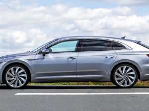 82 The Volkswagen Arteon 2020 Spesification
