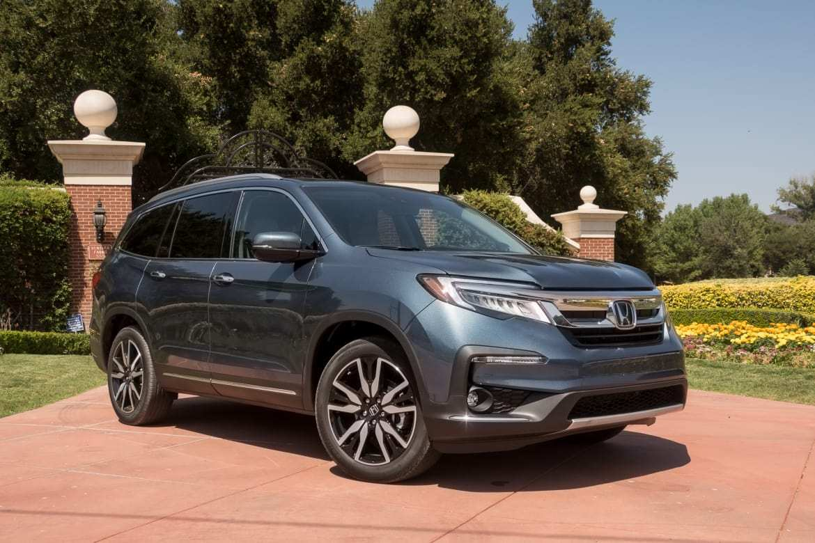 82 The When Does The 2020 Honda Pilot Come Out Engine