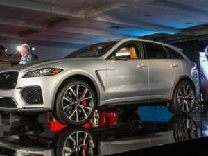 83 A 2019 Jaguar F Pace Changes Redesign