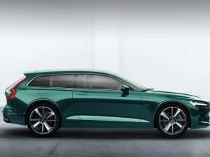 83 A 2019 Volvo Polestar Redesign and Concept