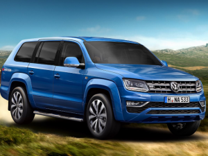 83 A 2019 Vw Amarok Redesign and Concept