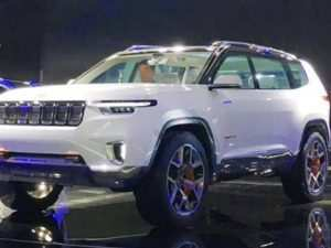 83 A 2020 Jeep Grand Cherokee Redesign Price and Release date