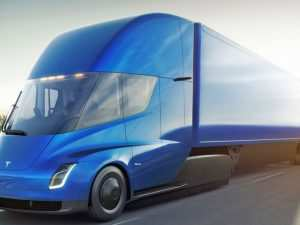 83 A 2020 Tesla Truck Performance and New Engine