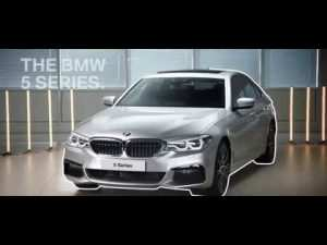 83 A BMW 5 Series Lci 2020 Picture
