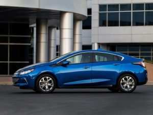 83 A Chevrolet Volt 2020 Specs and Review