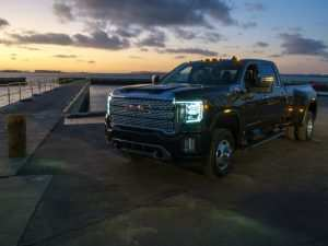 83 A New 2020 Gmc Heavy Duty Trucks Redesign and Concept