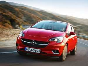 83 A Opel Will Launch Full Electric Corsa In 2020 Interior