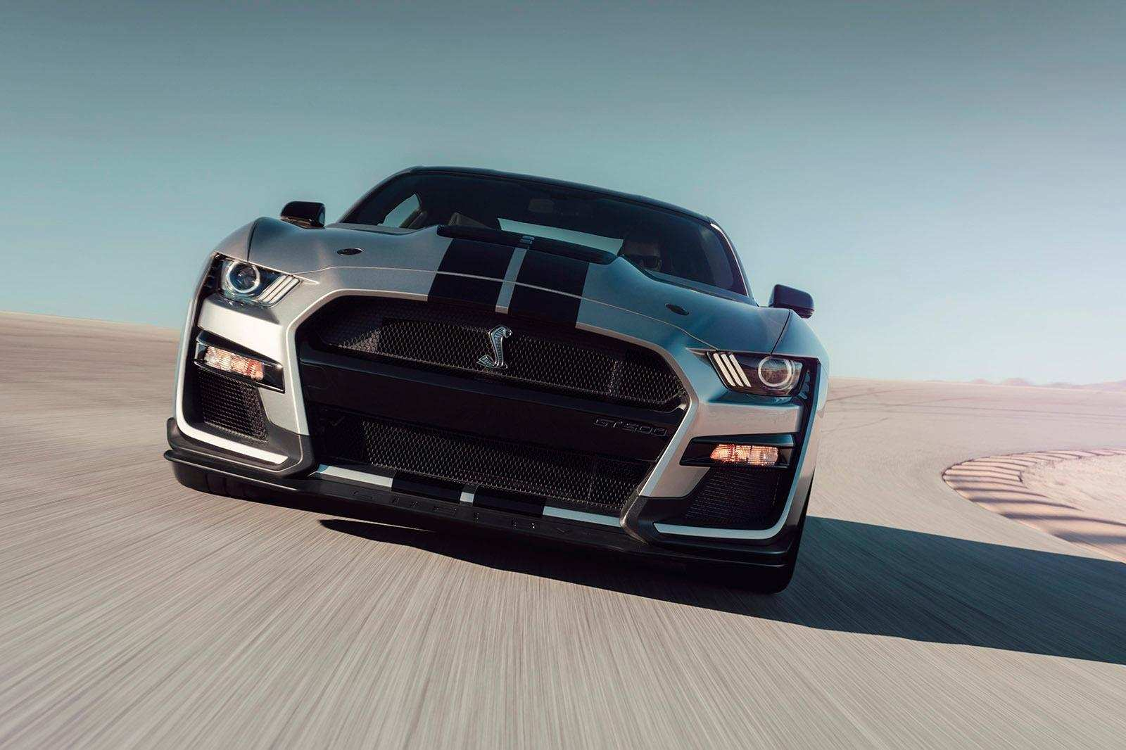 83 A Price Of 2020 Ford Mustang Gt500 Wallpaper