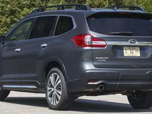 83 A Subaru Ascent 2019 Engine Release Date