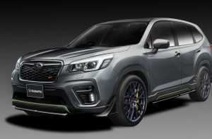 83 A Subaru Forester 2020 Concept Wallpaper