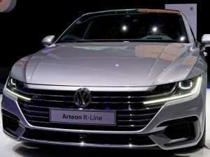 83 A Volkswagen Arteon 2020 New Review