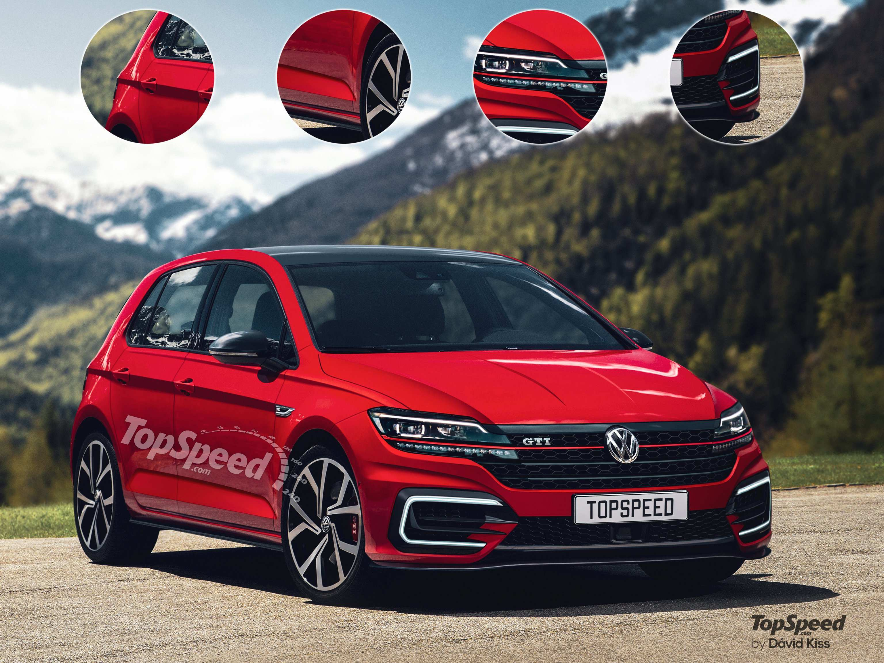 83 A Volkswagen Gti 2020 New Concept
