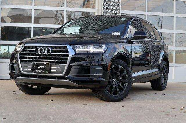 83 All New 2019 Audi X7 Specs And Review